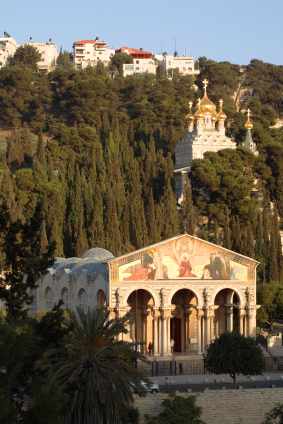 Church of the Mount of Olives