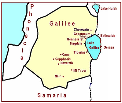 Province of Galilee
